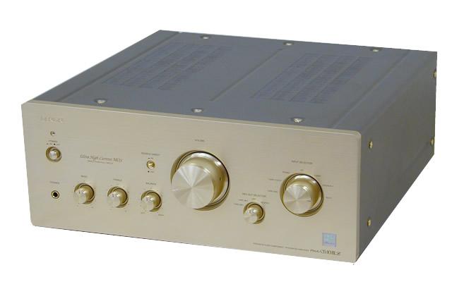 denon amp how to change sound