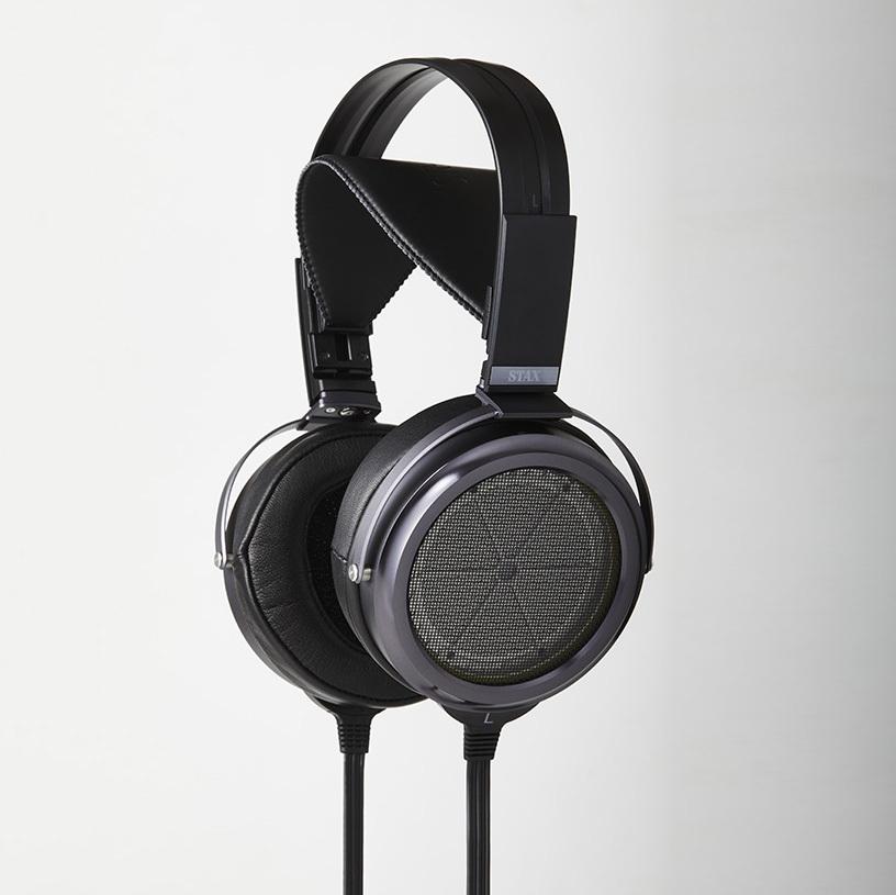 スタックス、創立80周年記念のブラックモデル「SR-009 BK」 - Phile-web