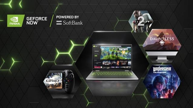 クラウドゲーミングサービス「GeForce NOW」、6/10正式スタート。61日間無料で遊べるキャンペーンも