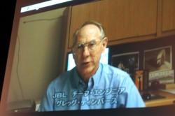 グレッグ・ティンバース氏からのビデオメッセージ