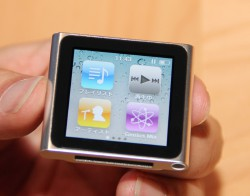 ipod nano ファームウェア