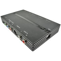 DN-82512 テレビやデジカメ、ビデオカメラなどの出力端子に接続し、... エバーグリーン、