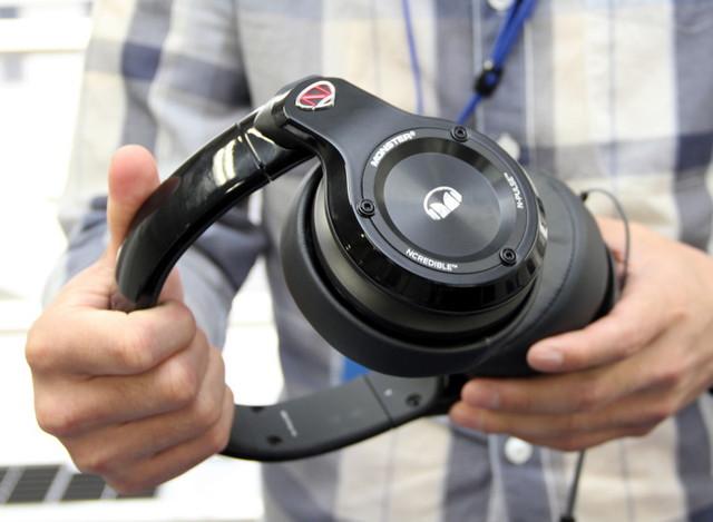 33eda795405 Monster NCredible NPulse DJ Headphones Unboxing [Video