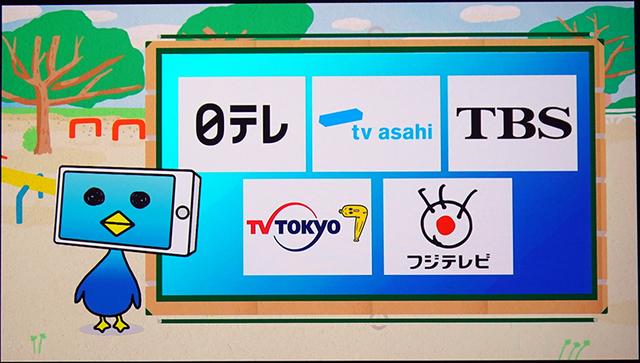 画像6 - 民放キー局の人気番組を無料ネット配信する「Tver」が正式開始 ...