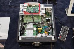 """<ヘッドホン祭>デノン「PMA-50」をI2S入力対応に改造して""""究極ラズパイ・オーディオ"""" - PHILE WEB"""