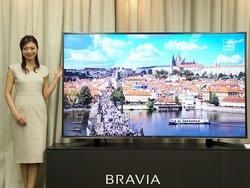 【製品】ソニー、ハイエンド4K液晶テレビ「ブラビア X9500G」。4Kチューナーや「X1 Ultimate」搭載