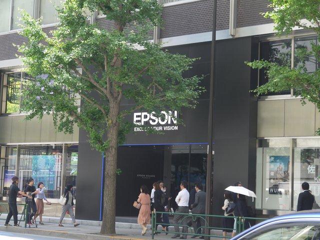 エプソン グローバル id