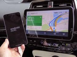 Android OS搭載のカーナビとオーディオ