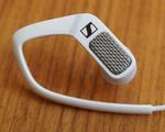 <GPC>ゼンハイザー、iPhoneでバイノーラル録音できるイヤホン「AMBEO SMART HEADSET」今夏発売