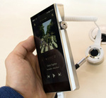 <HIGH END>Astell&Kern新フラグシップDAP「A&ultima SP1000」初披露。実機を触った!