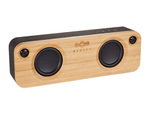 House of Marley、竹とファブリック素材のBluetoothスピーカー「GET TOGETHER」