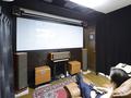 【千葉県・宮本邸】6畳100インチで実現した最新4K/アトモスシアター