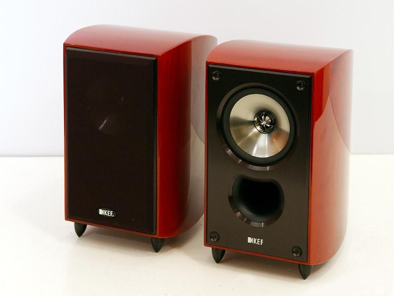 Sonic Synergy Kef Xq10 Bookshelf Standmount Speakers